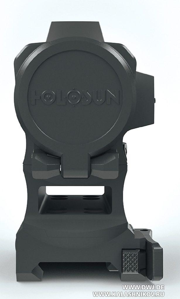 Коллиматорный прицел Holosun 530FL. регулировочная прокладка