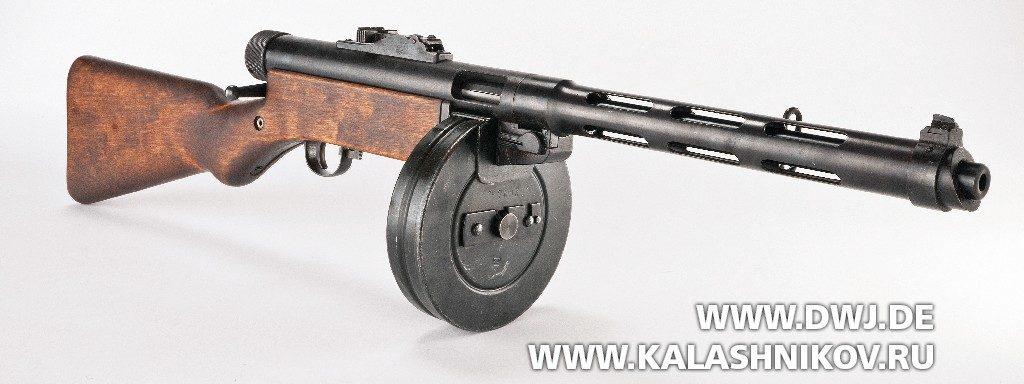 Пистолет-пулемёт Suomi KP/-31