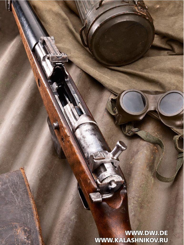 Винтовка Gewehr 41 (Walther)