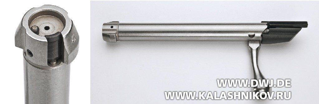 Высокоточная винтовка Tikka T3x Varmint. Затвор
