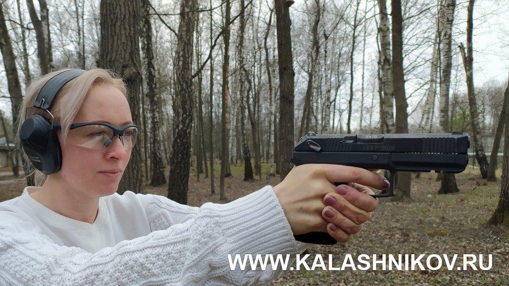 Анастасия Черненко, аспид, IPSC, спортивная стрельба