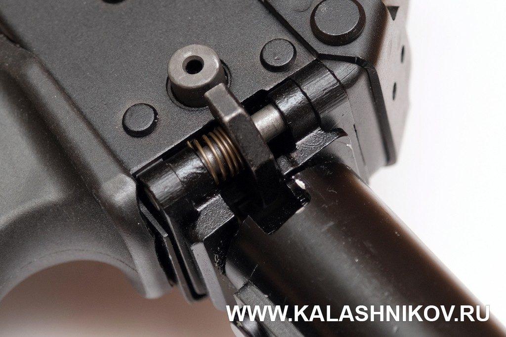 приклад АК-12, ствольная коробка, крышка ствольной коробки