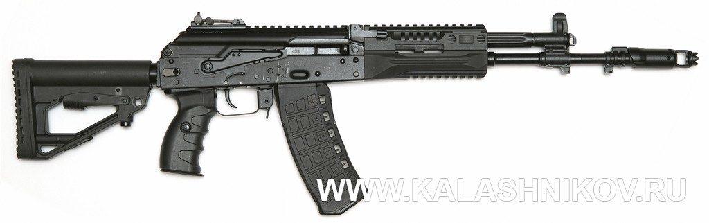 5,45х39, автомат,  АК-12, вид справа, концерн калашников, российское оружие