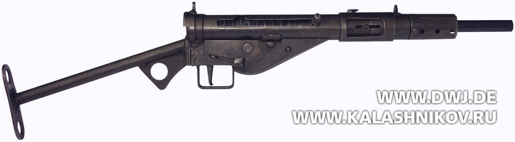 Sten, Geraet Potsdam, Mauser, эрзац-оружие