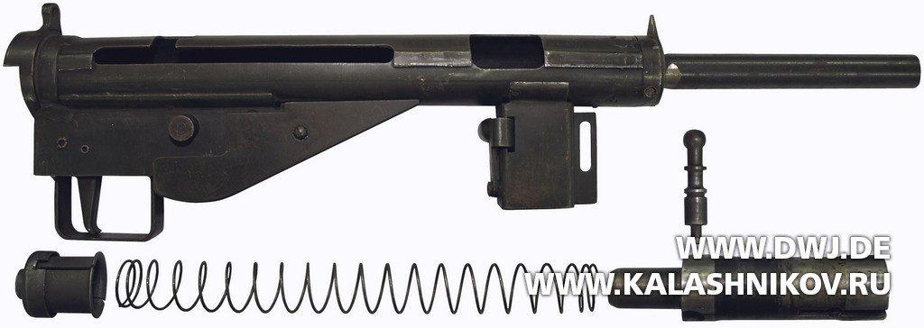МР 3008, пистолет-пулемёт, стэн