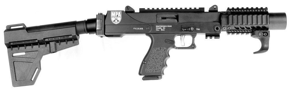 MPA35DMG,KAK Industry, Shockwave. Blade Pistol Stabilizer