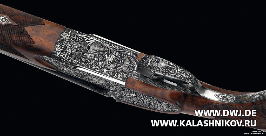 Fanzoj, спусковая скоба, спусковой крючок, ружьё, охота, коллекция