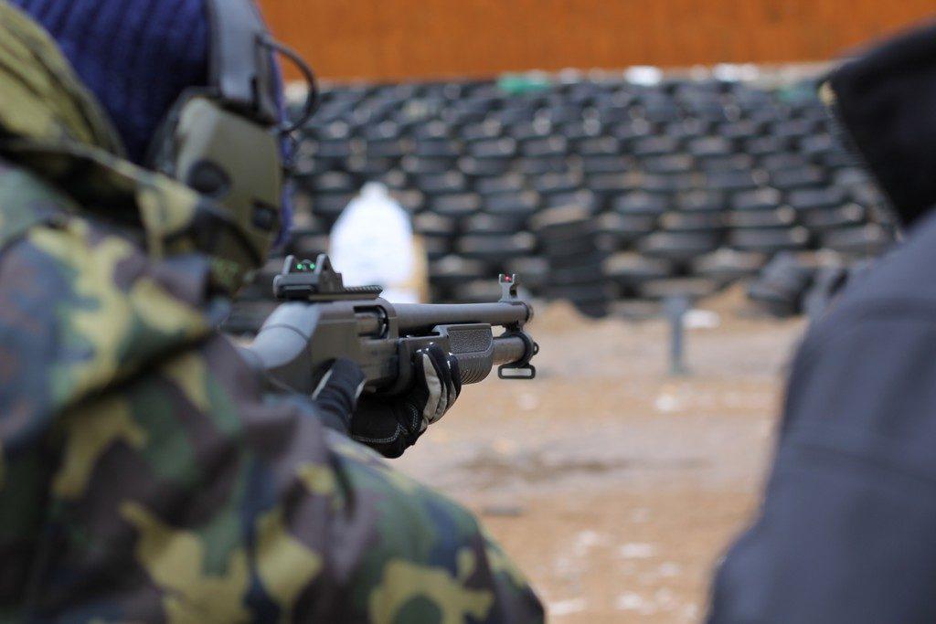 fabarm, ipsc, сск Русское оружие