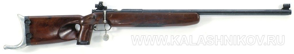 МЦВ-55, «Стрела», стрельба, музей оружия, мушка, шнеллер