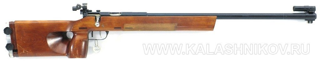 МЦВ-56, «Тайга», мк патрон, кольцевое воспламенение, ускоритель спуска, насечка на ложе