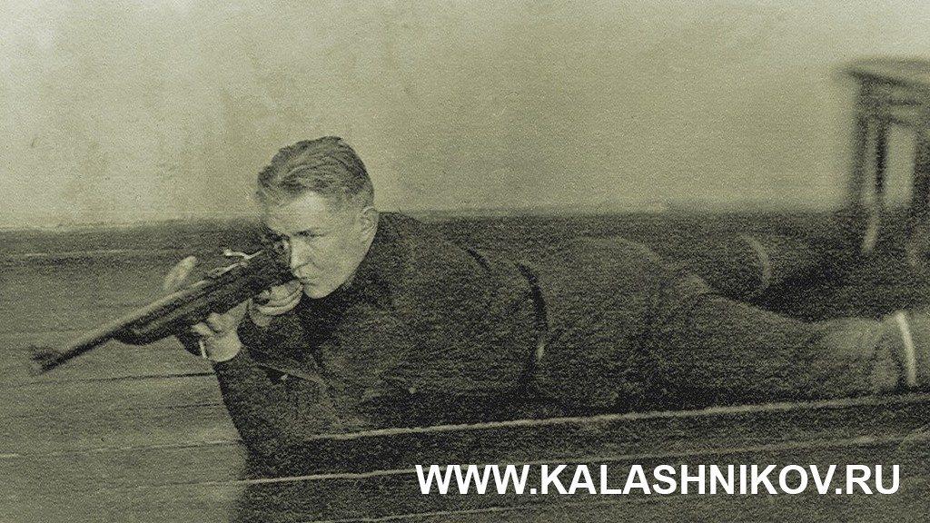 Е. Ф. Драгунов, конструктор-оружейник, ижевск, советская оружейная школа