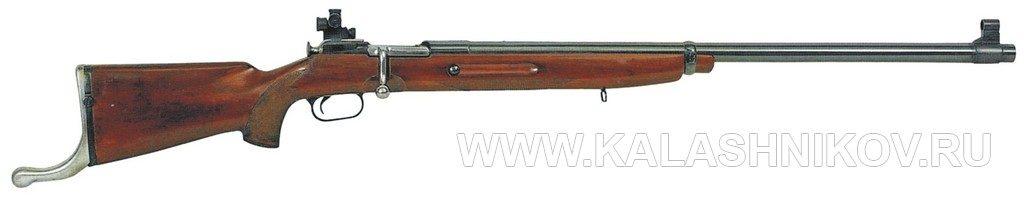Драгунов, С-49, спортивная стрельба, крюк