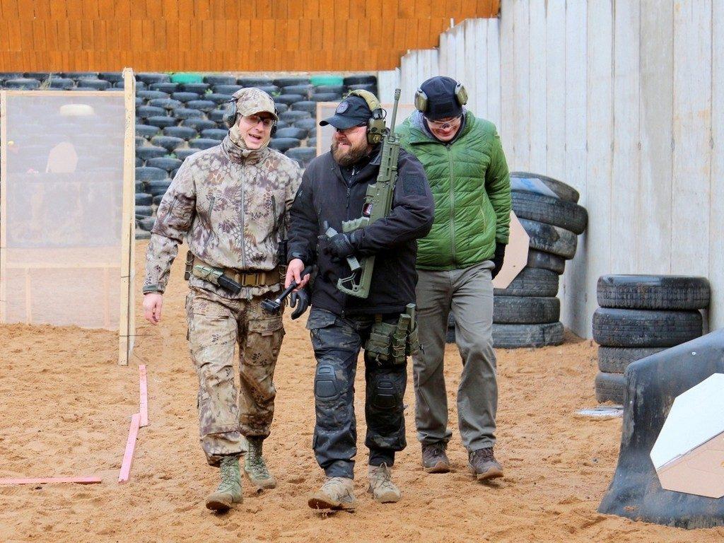 сск русское оружие, полузакрытый тир, практическая стрельба, pcc, пистолет-карабин