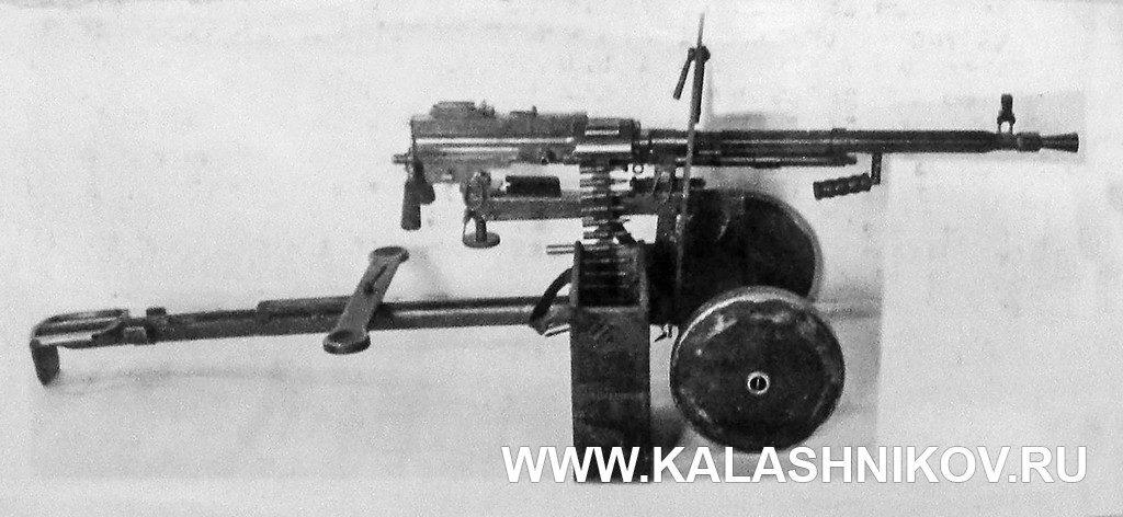 ДС-42, станковый, Дегтярёв, ДС-39