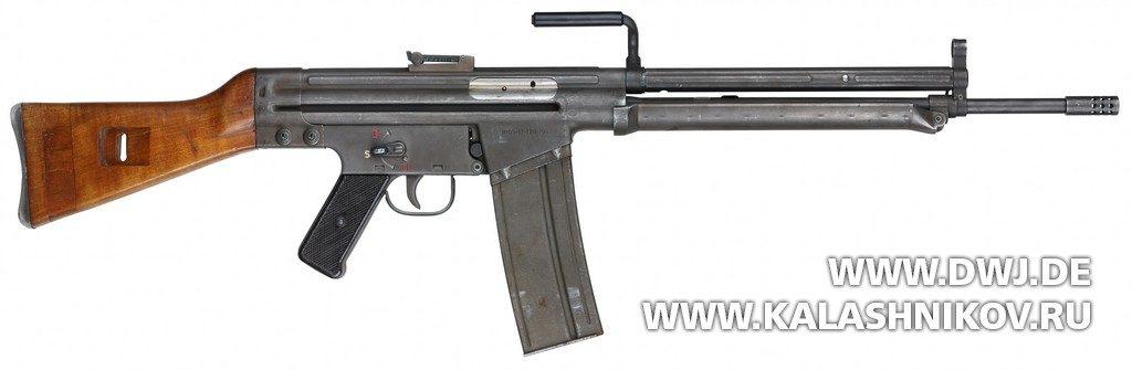 СЕТМЕ, rifle