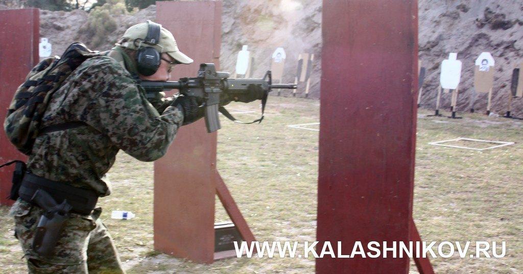 Вячеслав Романов, позывной «Вектор», спецназ, инструктор, боевая подготовка