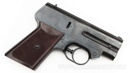 С-4М, специальное оружие, кгб
