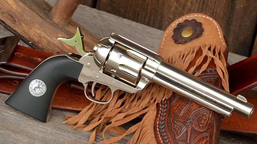 Револьвер Colt SAA Model 1873