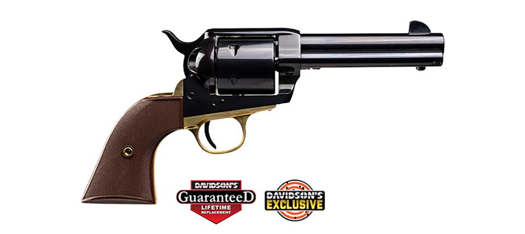 Реплика револьвера Colt SAA Model 1873