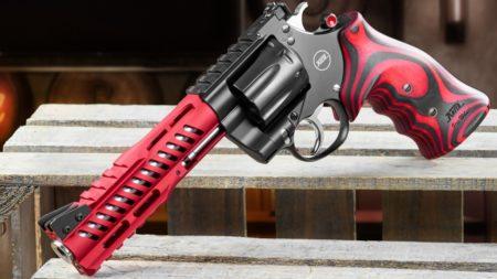 Korth NXA .357 Magnum