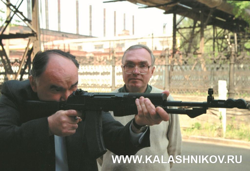 Геннадий Никонов, АН-94, Абакан, фото 3