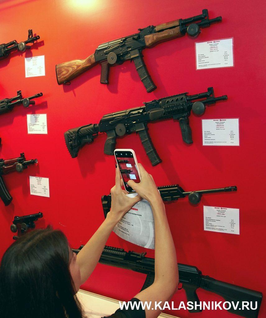 Пистолет-карабин, Вепрь-9, армия 2020