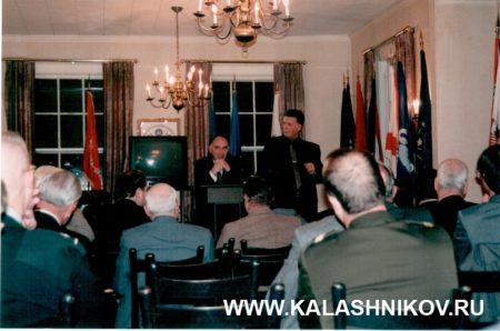 Геннадий Никонов, Валерий Шилин, США, фото 5