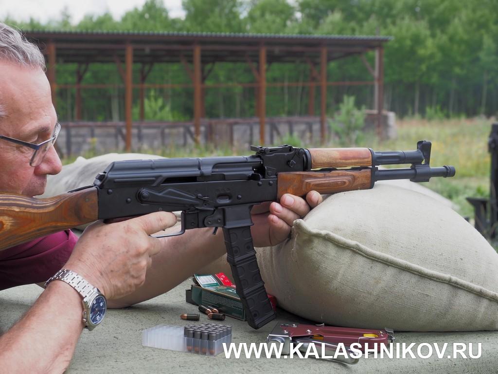 Пистолет-карабин, Вепрь-9, пётр мокрушин