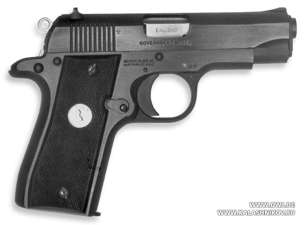Colt 380 Goverment
