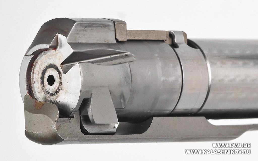 Mauser 98, затвор