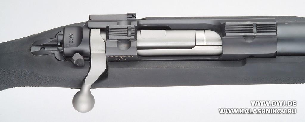 Mauser 98, Ruger 77