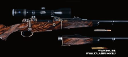Mauser 98, Theo Jung