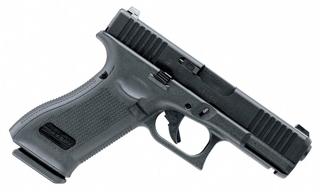 Umarex Gas Airsoft Glock 45, глок, пистолет, старйкбол, эйрсофт