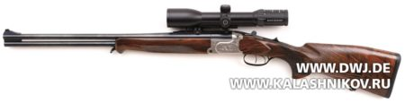Krieghoff Bockbuechse Ultra 20 TS, штуцер, охота