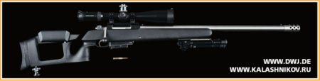 Mauser 98, Prechtl