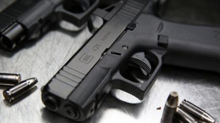 Glock 48 mos, ammo