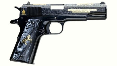 Government 1911 Samuel Colt Limited Edition