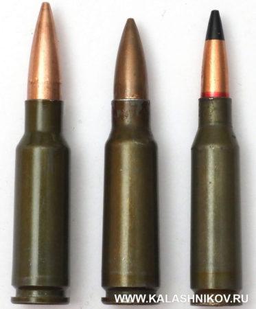 Патроны Шевченко, 6,5 mm Grendel, 6,5х38, 6,5х39, 5,45х39,