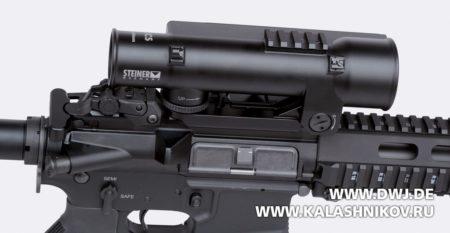Steiner ICS 6x40, haenel cr 223