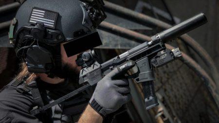FLUX Defense MP17 Raider