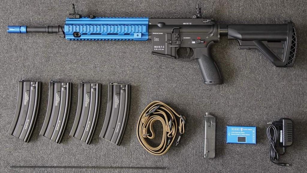 HK416F-S