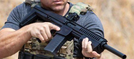 Blackwater Firearms Sentry 12