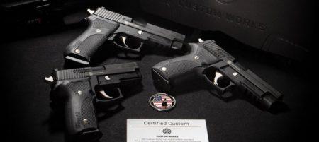 SIG Sauer P220, P226, P229, Nightmare