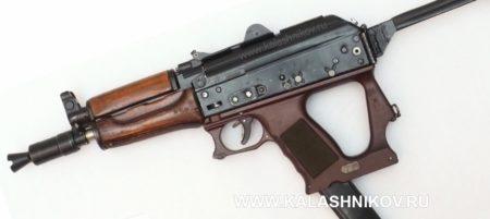 """""""Гепард"""", пистолет-пулемёт"""