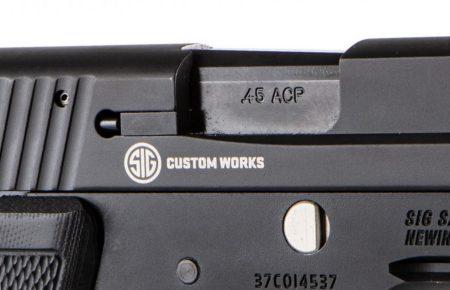 SIG Sauer P220 Nightmare