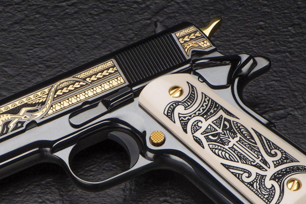 Colt М1911 The Mana