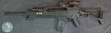G36, Steyr MOD Kit, Wilcox Fusion System