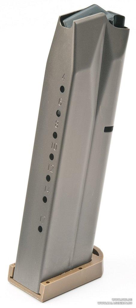 Beretta M9А3, магазин
