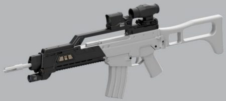 G36, Steyr MOD Kit, Wilcox Fusion System