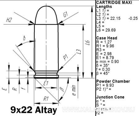 9х22 Altay